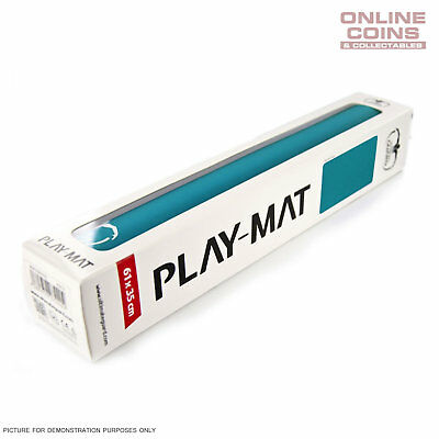 Ultimate Guard Play May Play-Mat 61cm x 35cm Monochrome - PETROL BLUE
