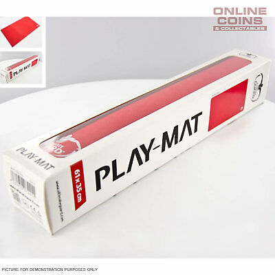 Ultimate Guard Play May Play-Mat 61cm x 35cm Monochrome - RED