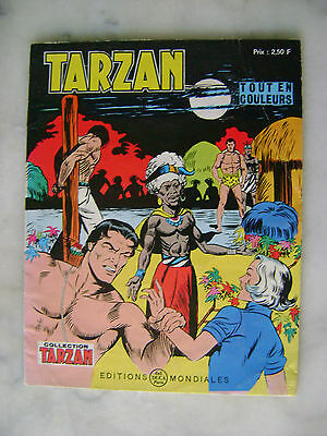 Collection TARZAN n°62 - Mondiales Del Duca - 1973