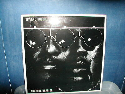 Sly and Robbie-Language barrier LP 1985