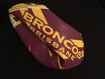 Broncos NRL Football - Game Size Size 5 -Brand,New Never Used Not Even Inflated