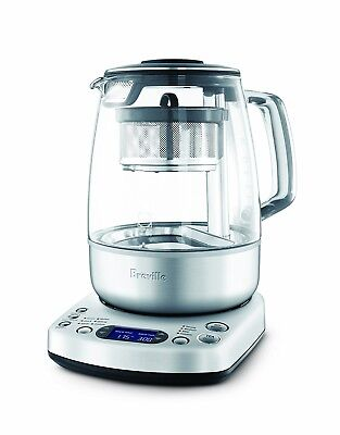 Breville One-Touch Tea Maker kitchen Drink Appliances Kettle Home Easy BTM800XL
