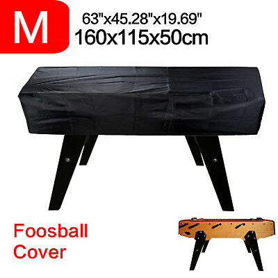 AUS Stock 300D Oxford Storage PU Foosball Table Cover Outdoor Waterproof Dust UV