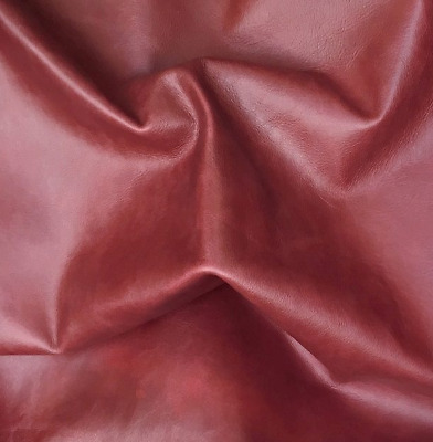 LEATHER PIECES OF COWHIDE 9 @ 20CM X 15CM ASSORTED COLOURS 1.2-2.0 MM THICK