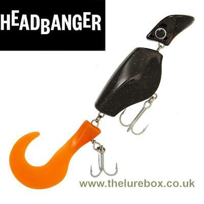 Headbanger Tail Lure Suspending