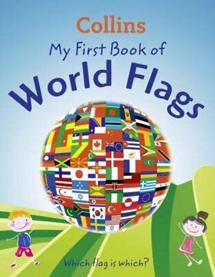 My First Book of Flags, New, Unstated. Book