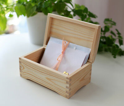 aufbewahrungsbox teekiste natur hell teebox tee kr uterbox holz eur 8 09 picclick de. Black Bedroom Furniture Sets. Home Design Ideas