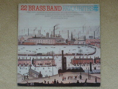 22 Brass Band Favourites - Stereo Lp
