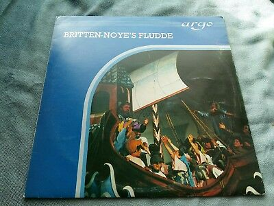 Britten- Noye's Fludde - The Chester Miracle Play set to music: ZK1