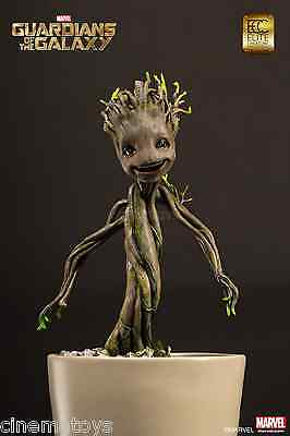 Marvel Guardians Of The Galaxy LITTLE GROOT Life Size Statue 1:1 Cinemaquette