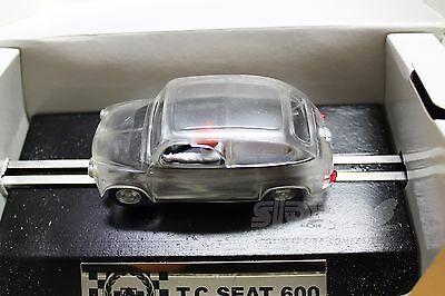 SCALEXTRIC EXIN T.C. SEAT 600 Edition limited to 55 units #RARE# #NEW#