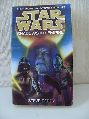 Star Wars novel - Shadows of the Empire