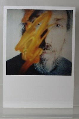 "RICHARD HAMILTON: ""Self-portrait"" limited Art-Postcard (exhibition)"