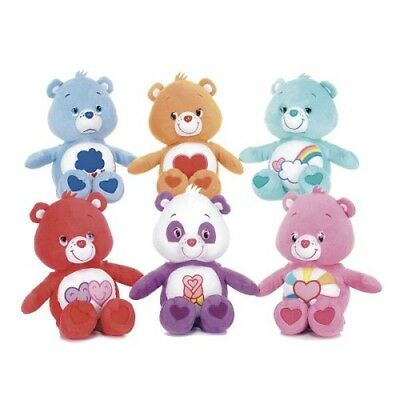 care bears 16 cm plush toy age 3yrs to 99