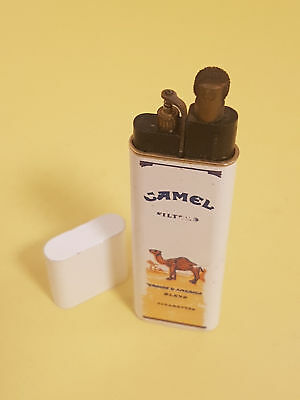 sure rare vintage Camel exceptional Lighter (old system) rare collectible