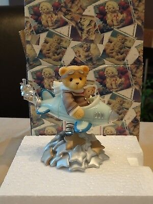 """Cherished Teddies Milton """"Wishing For A Future As Bright As The Stars"""""""