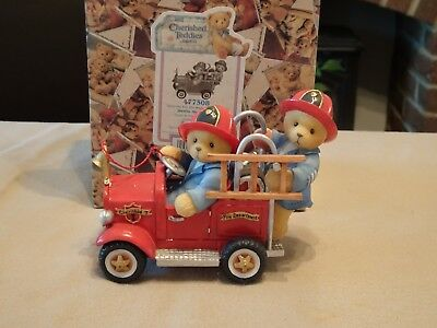 """Cherished Teddies - Dustin and Austin - """"Hold on for the ride of your life"""""""