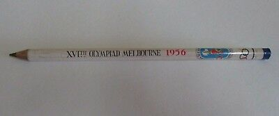 1956 Melbourne Olympic Games Souvenir Pencil - XVIth Olympiad - Made in Japan
