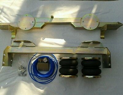 Iveco Daily 35 1989-2016 Twin Rear Wheel  Air Suspension Kit Recovery Luton