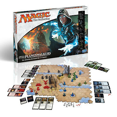 Magic The Gathering - Arena of the Planeswalkers Das Brettspiel