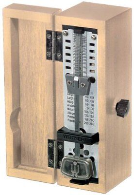 Wittner 2207LO Taktell Super Mini Wooden Metronome - Light Oak