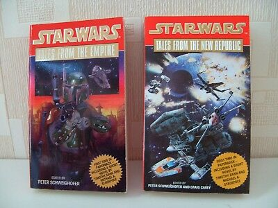 Star Wars novels - Tales Collection #1