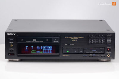 Lettore  Cd  SONY  CDP-X  33 ES