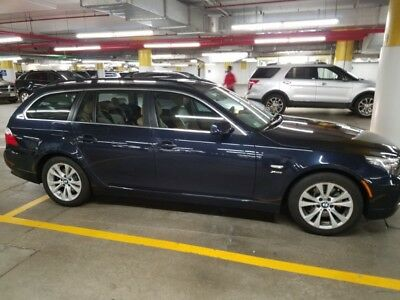 2010 BMW 5-Series 535x xDrive wagon 2010 BMW 535i xDrive wagon