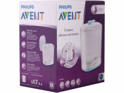 Philips AVENT Natural 2-in-1 Electric Steam Steriliser SCF922/01