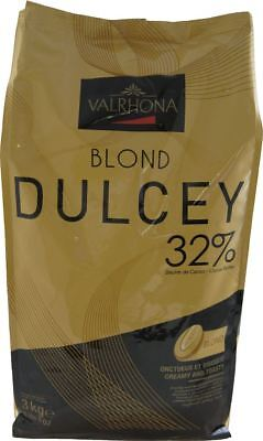 Valrhona Dulcey 32% Blond Couverture 6.6 Lbs