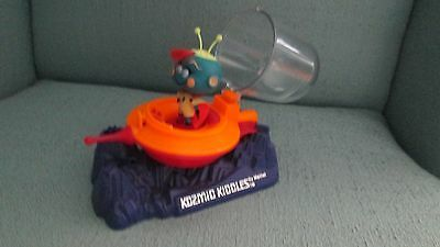 Vintage Liddle Kiddles Martian Kozmic Kosmic Little Bluey Blooper Doll Spaceship