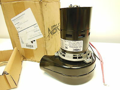 NBK s33F201ZB-06 115V 3000rpm 27170-0011 burner blower motor