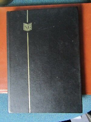 Small Secondhand Stanley Gibbons Stockbook No Stamps