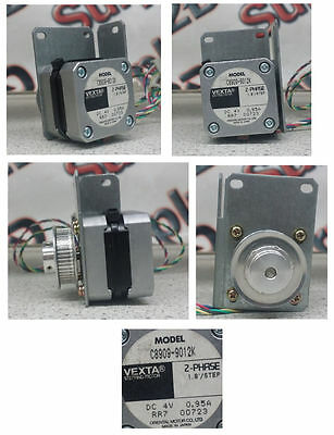 Vexta C8909-9012K 2-Phase 1.8Deg/step High Torque Stepper Motors (1.8°)