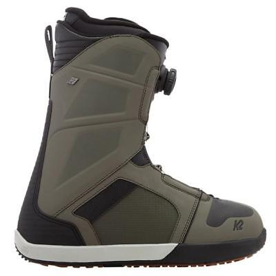 NEW Snow gear K2 Raider Mens Snowboard Boot Moss