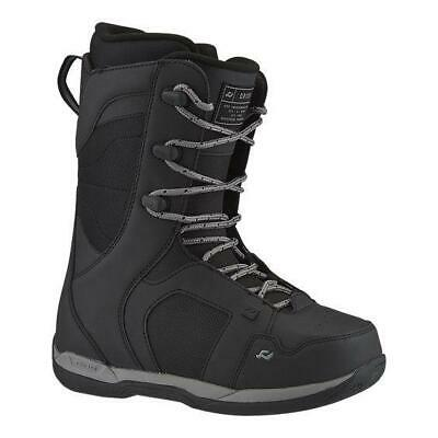 NEW Snow gear Ride Orion Mens Snowboard Boot Black