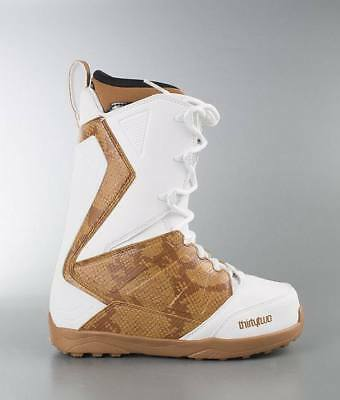 NEW Snow gear 32 lashed alto Womens Snowboard Boot White/Gum