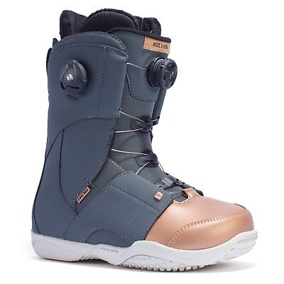 NEW Snow gear Ride Womens Hera Boot Rose Gold