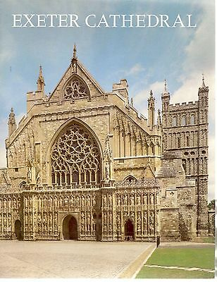 1976 32775 Pitkin Guide TO EXETER CATHEDRAL