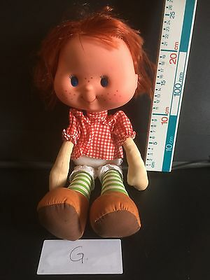 strawberry shortcake vintage doll American Greetings Company Large Soft Plush