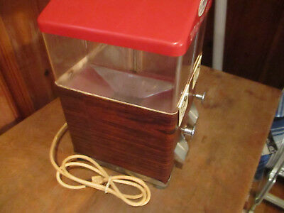 Vintage Little Nut Hut Peanut Dispenser (Not Working)