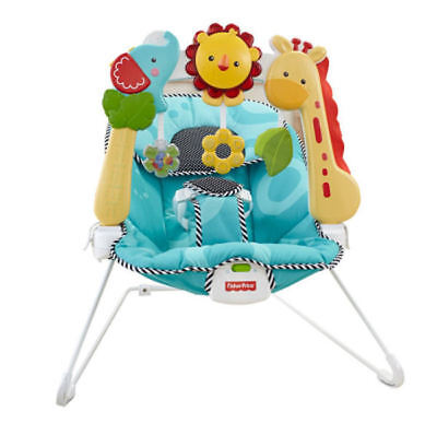 Fisher-Price® 2-in 1 Sensory Stages Bouncer