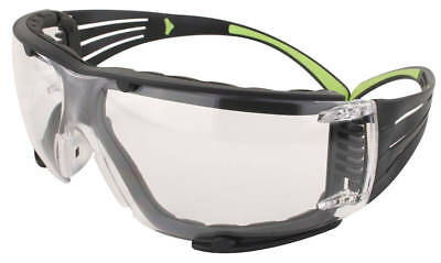 0631e14103e 3M REFINE 201 Safety Glasses with Teal Frame and Clear Anti-Fog Lens ...