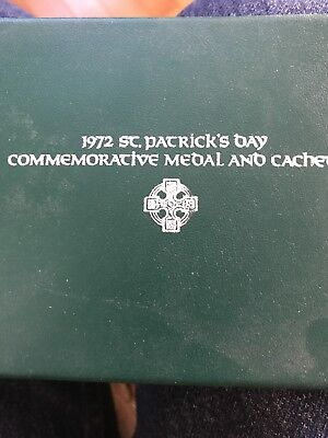 Silver Medal And Irish Coins