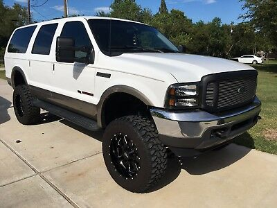 2000 Ford Excursion  2000 Ford Excursion 7.3 Diesel 4x4 LOW MILES
