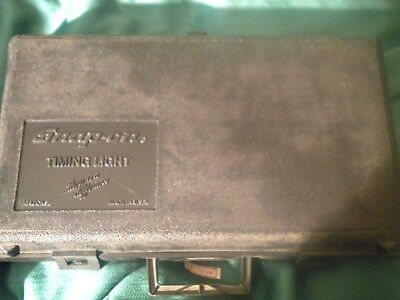 Snap on Timing Light MT1261A with case