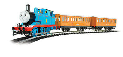 Bachmann 90068 Thomas With Annie & Clarabel Starter Set W/moving Eyes New In Box