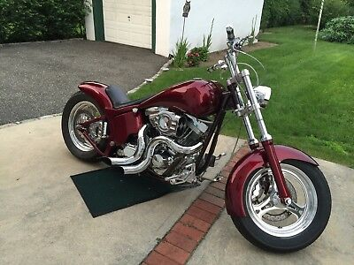 1992 Harley-Davidson Softail  92 HARLEY FAT BOY