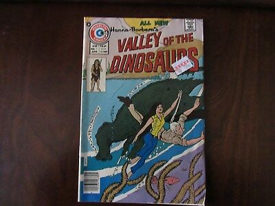 Valley Of The Dinosaurs Comic #7 1976