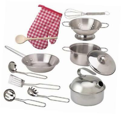 toys pretend and play deluxe cooking set